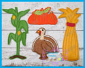 Fall Thanksgiving Harvest Set 5x7