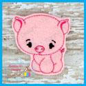 Pig 2 Feltie