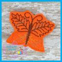 Leaf Butterfly 1 Feltie