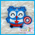 American Owl Feltie