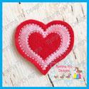 Heart 2 Feltie