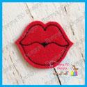 Lips Feltie
