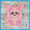 Egg Bunny Feltie