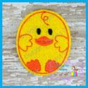 Egg Duckling Feltie