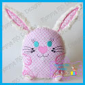 Egg Bunny Softie