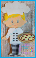 Pizza Chef 6x10