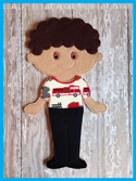 Herman Doll 6x10