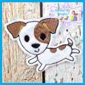 Jack Russell Terrier Feltie