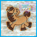 Horse Feltie