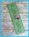 Butterfly 2 Book Mark