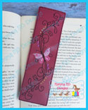 Butterfly 3 Book Mark