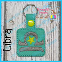 Libra Astrology Sign Snap Tab
