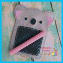 Koala ITH Chalkboard/Dry Erase Board