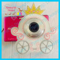 Princess Carriage Lens Buddy