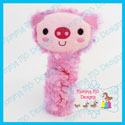 Pig Rattle Softie