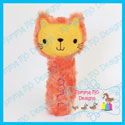 Cat Rattle Softie