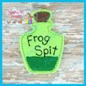 Frog Spit Feltie