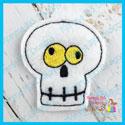 Skull Feltie